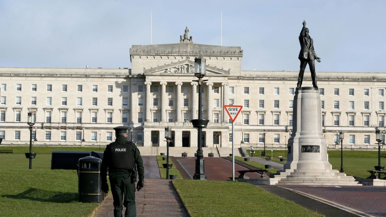 Police in Northern Ireland say they are ready for any potential threat posed by a no deal Brexit