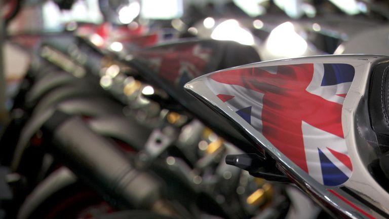 Norton motorbikes