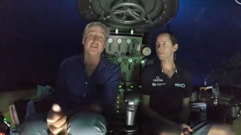 Mark Austin launches day two of Deep Ocean Live
