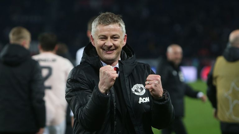 Ole Gunnar Solskjaer has signed a three year deal to be the manager of Manchester United