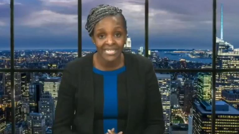 Fiona Onasanya claimed: 'I have not been able to share my side'