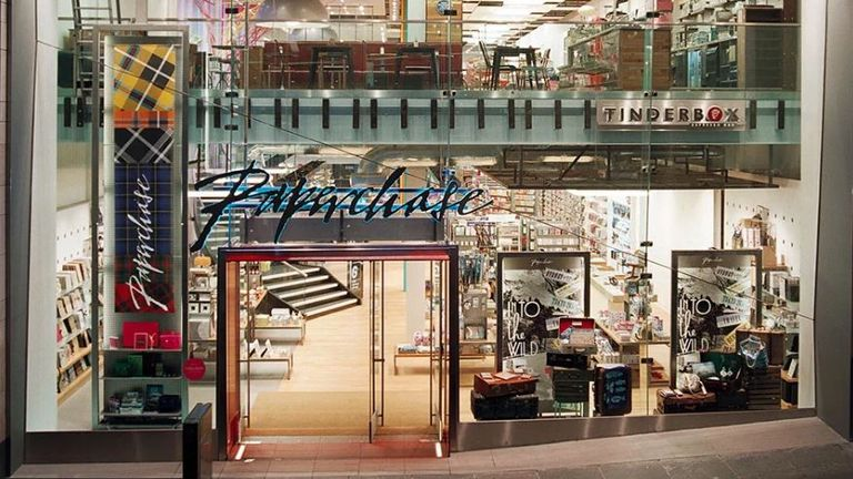 The retailer has 200 stores. Pic: Paperchase