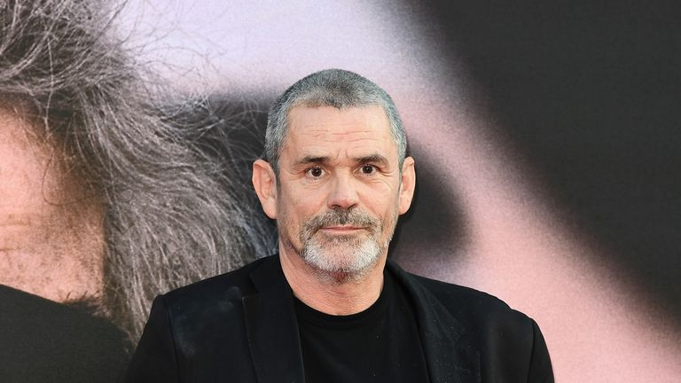 Paul Conroy attends the European Premiere of A Private War