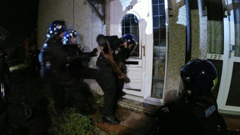 Drug gangs fuel rise in British children forced into modern slavery