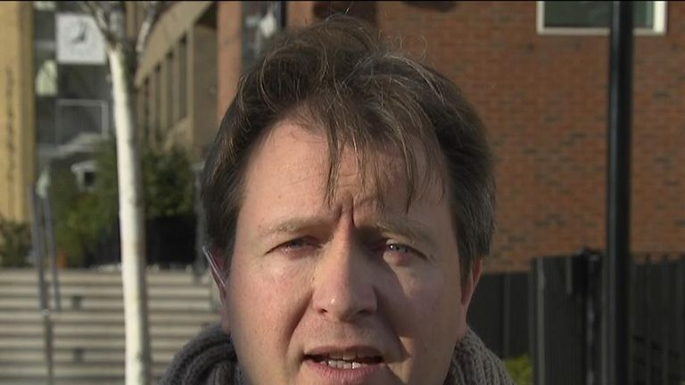 Britain has decided to grant Richard Radcliffe's wife Nazanin diplomatic protection
