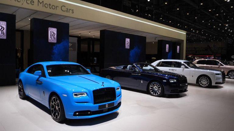 Luxury brands might struggle in a nervous market