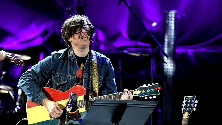 Ryan Adams has cancelled his UK and Ireland tour dates