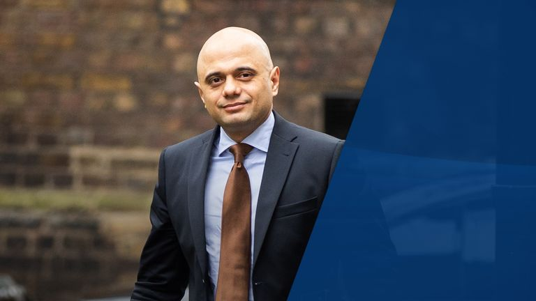 Sajid Javid has been touted as a future Tory leader