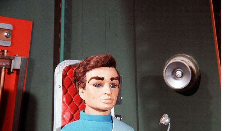 Rimmer voiced Scott Tracy in the films Thunderbirds Are GO in 1966 and Thunderbird 6 in 1968.