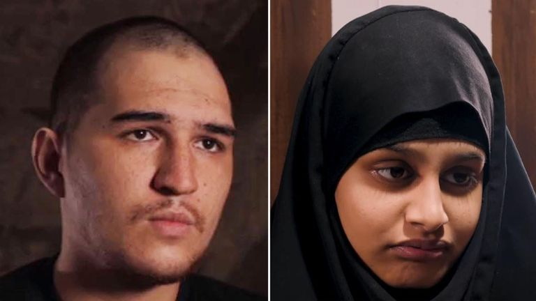Yago Riedijk and Shamima Begum joined Islamic State
