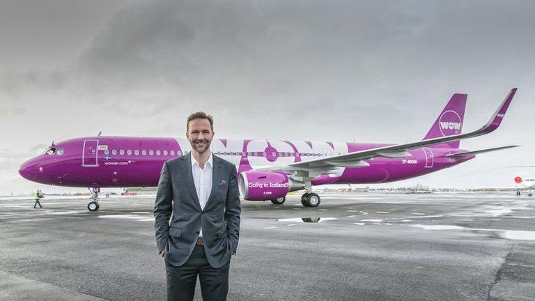 Skuli Mogensen's investment vehicle was Wow's sole owner