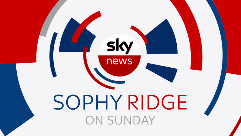 Sophy Ridge On Sunday Podcast