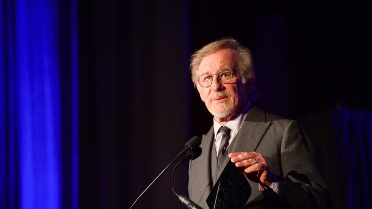 Steven Spielberg attends the 55th Annual Cinema Audio Society Awards at InterContinental Los Angeles Downtown on February 16, 2019 in Los Angeles, California. (Photo by Matt Winkelmeyer/Getty Images)