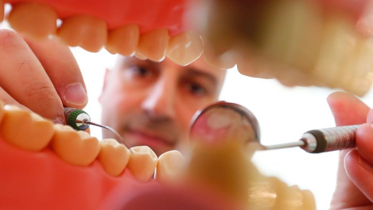 Removing rotten teeth the most common hospital procedure for kids