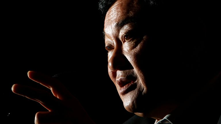 "Thaksin Shinawatra claims the election is ""rigged."""
