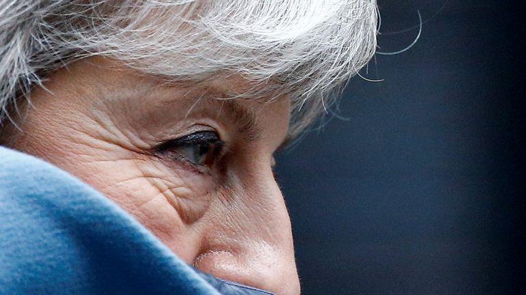 Theresa May has warned MPs they might be losing Brexit altogether