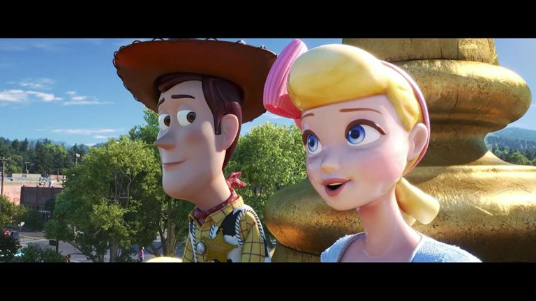 Toy Story 4 is coming to cinema screens