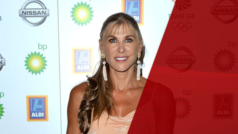 Sharron Davies has considered involving the police after the comments she received