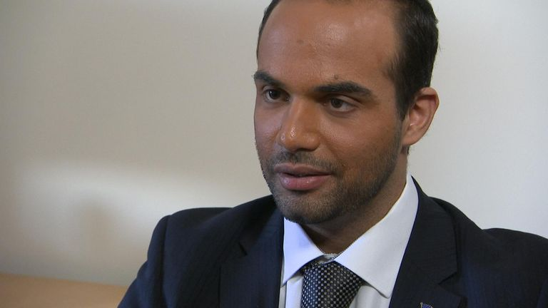 Former Trump campaign adviser George Papadopoulos speaks about his time in prison and his thoughts about Robert Mueller.