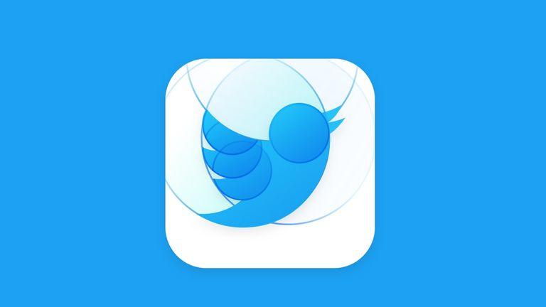 The logo for Twitter's offshoot app Twttr. Pic: Twitter