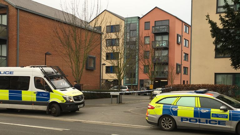Teenager stabbed to death in Isleworth