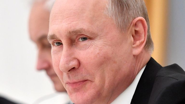 Vladmir Putin is ready to improve ties with the US, the Kremlin says