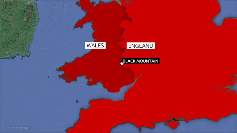 The England-Wales border should be moved, according to a surveyor