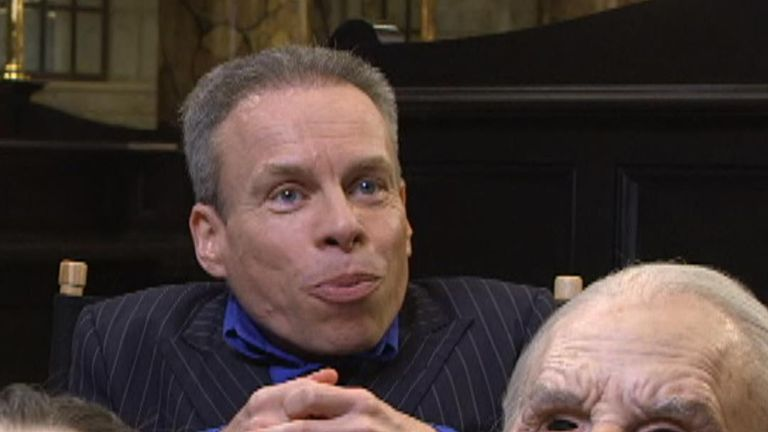 Warwick Davis says being non-able bodied has made him more tenacious as an actor fighting for roles