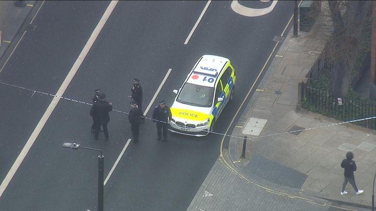 West Kensington stabbing