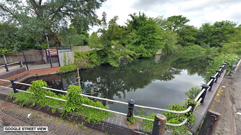 Woodmill, Riverside Park, Southampton