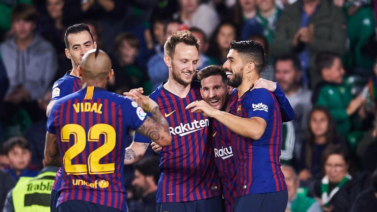 Barcelona are favourites to win Champions League, says Mauricio Pochettino | Football News |