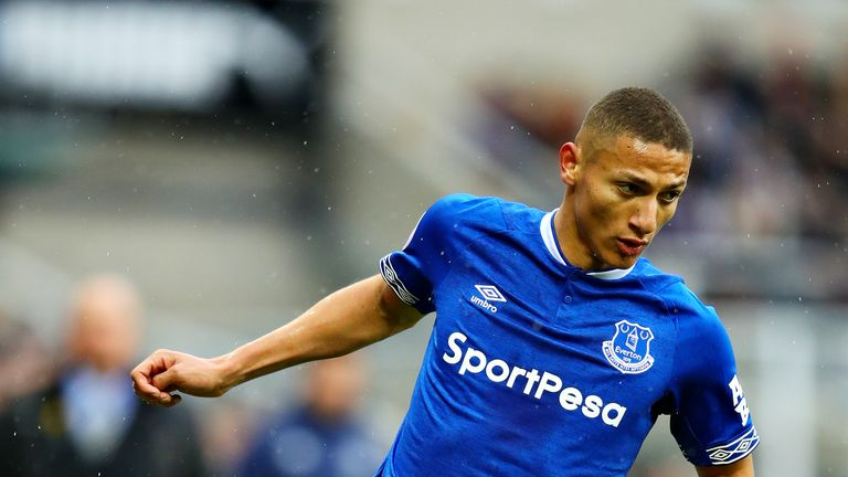 Everton star Richarlison responds to Liverpool transfer speculation - fans will LOVE this