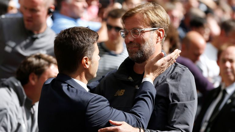 Gareth Southgate praised the achievements of Tottenham and Liverpool in reaching the Champions League final but it poses a problem for the England boss