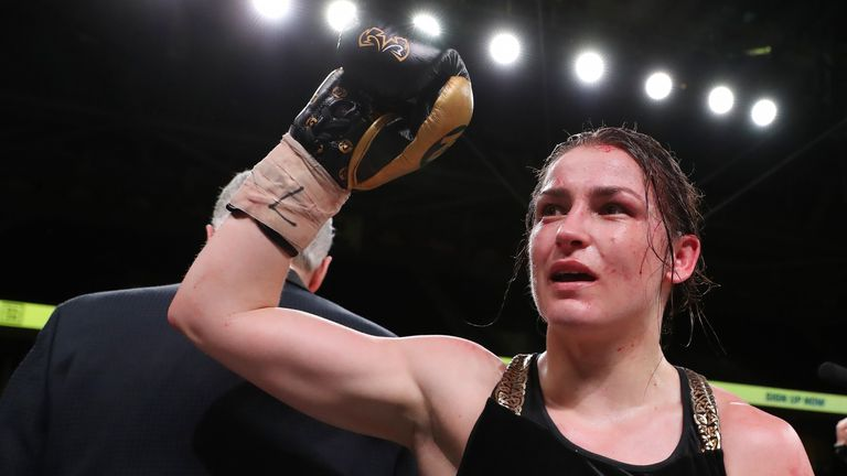 Katie Taylor says Delfine Persoon would be hardest fight yet | Boxing News |