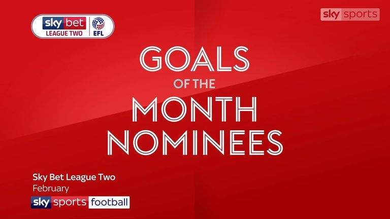 Sky Bet EFL Goal of the Month winners: Said Benrahma, Jordan Graham and Sam Hoskins | Football News |
