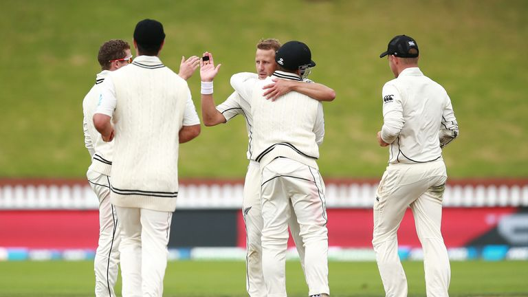 Taylor passes Crowe as New Zealand close in on victory