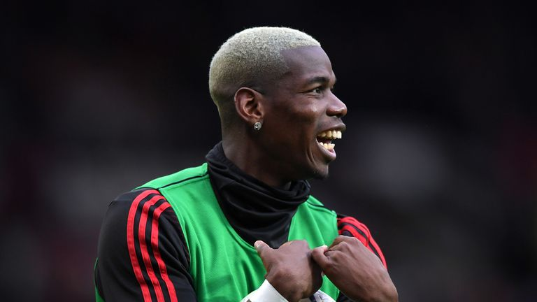 Danny Higginbotham says Paul Pogba's comment that playing for Real Madrid would be a