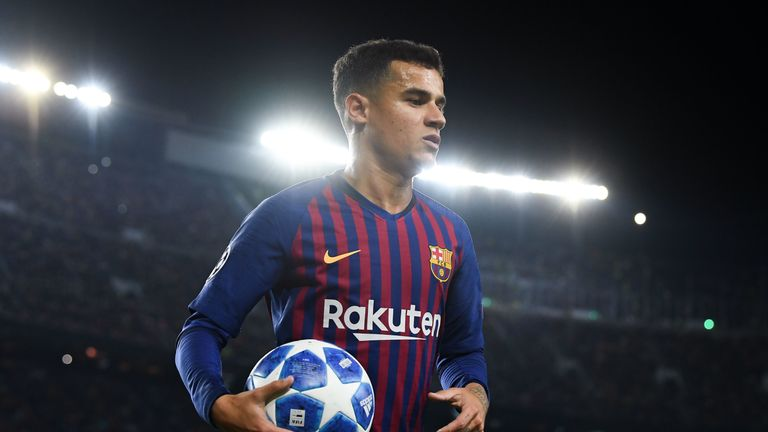 Barcelona have offered Philippe Coutinho to a number of other clubs as they look to free up transfer funds, Kaveh Solhekol told The Transfer Show