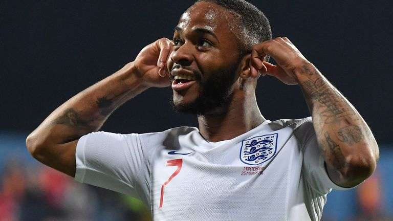 Raheem Sterling called for stadium bans as punishment for racist abuse from fans