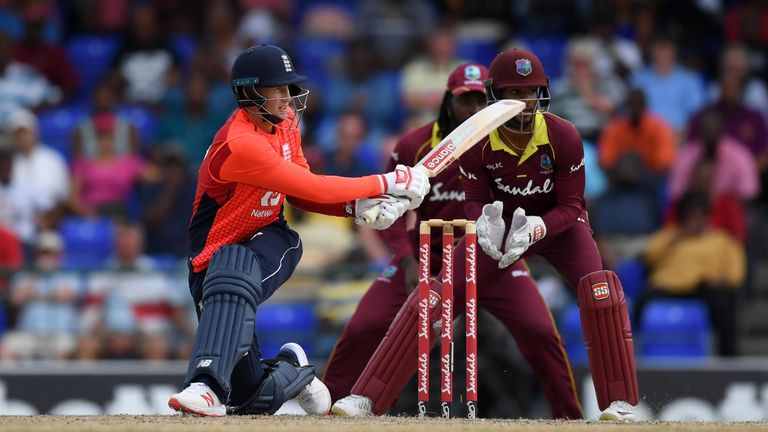3:35                                               The pick of the action from the second T20 between Windies and England from St Kitts