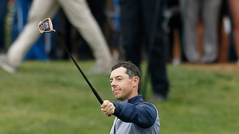 Rory McIlroy's success is rooted in the fantastic facilities and courses that are available to him in Northern Ireland, says 2011 Open champion Darren Clarke