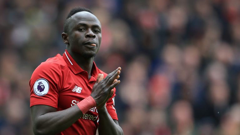 Watch a selection of Sadio Mane's best goals for Liverpool in the Premier League