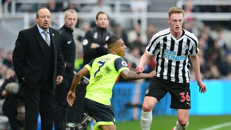 Newcastle boss Rafael Benitez admits Sean Longstaff's season could be over   Football News  