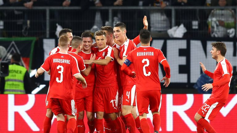 4:14                                            Highlights of the International friendly between Germany and Serbia