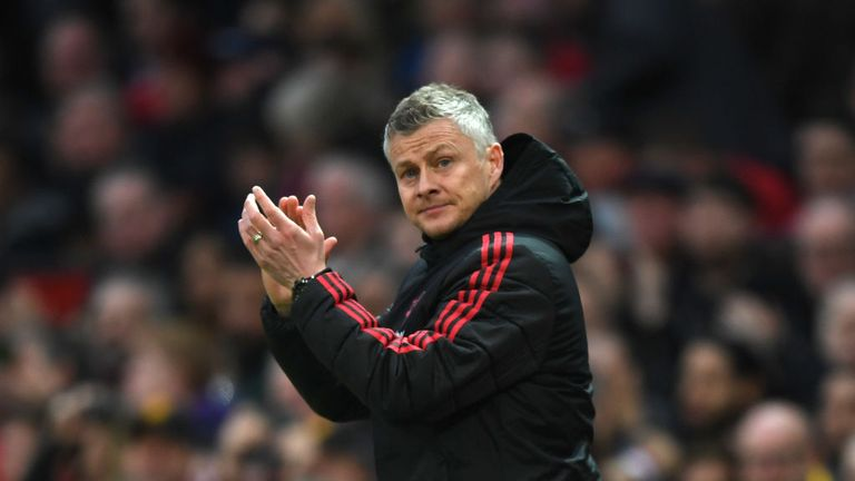 Ole Gunnar Solskjaer said coming through really tough games is part of winning trophies, comparing United's cup exploits with those of 1999