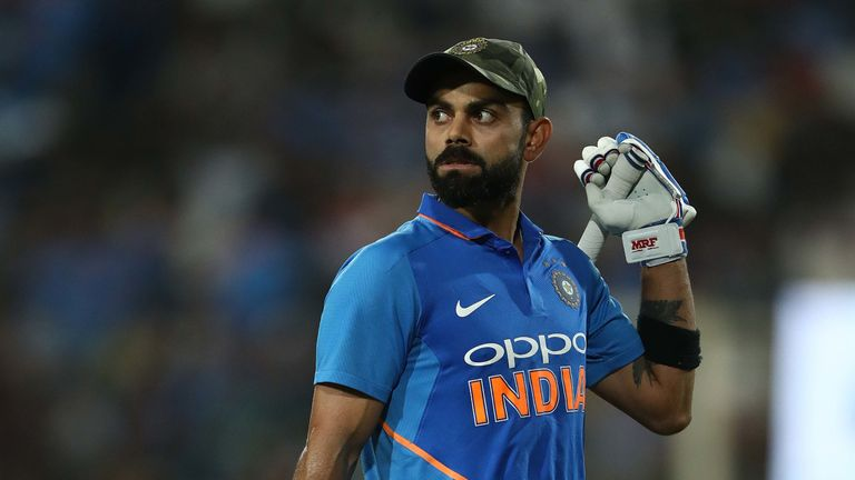 Virat Kohli says South Africa are still a threat and deserve respect ahead of India's opening match of the Cricket World Cup.