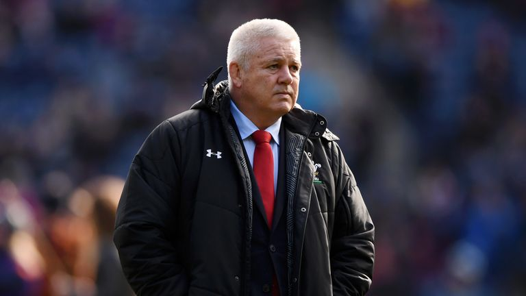 Gatland to lead Lions for third time