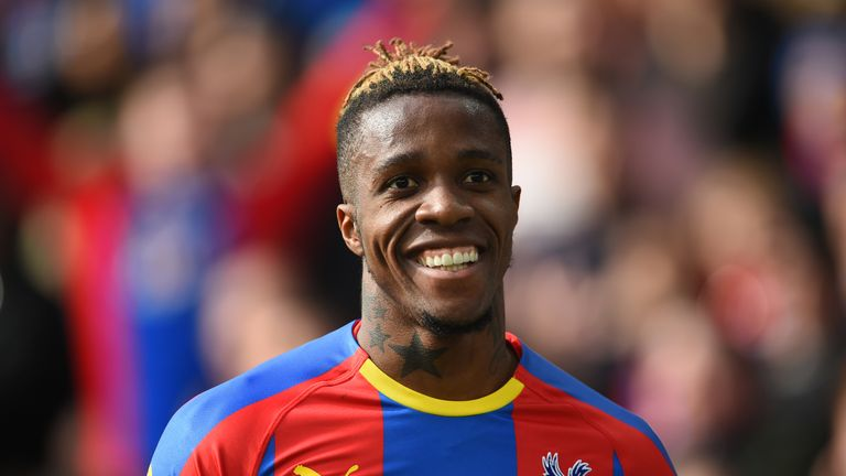 Sky Sports News reporter Kaveh Solhekol discusses Arsenal's bid for Crystal Palace winger Wilfried Zaha