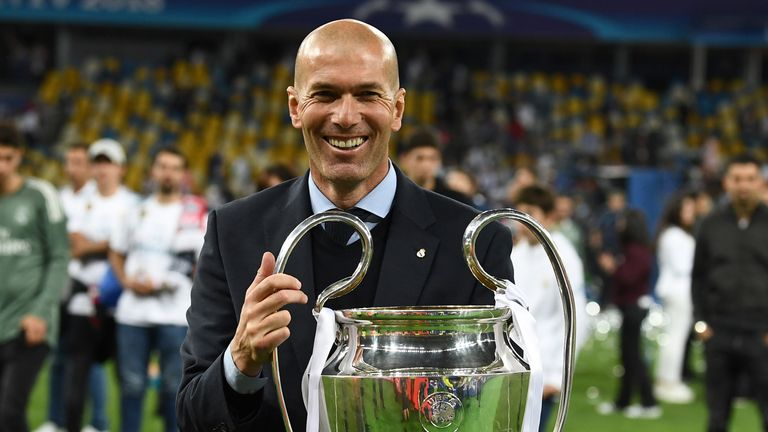 Spanish football analyst Terry Gibson expects Zinedine Zidane to target big name signings in the summer transfer window
