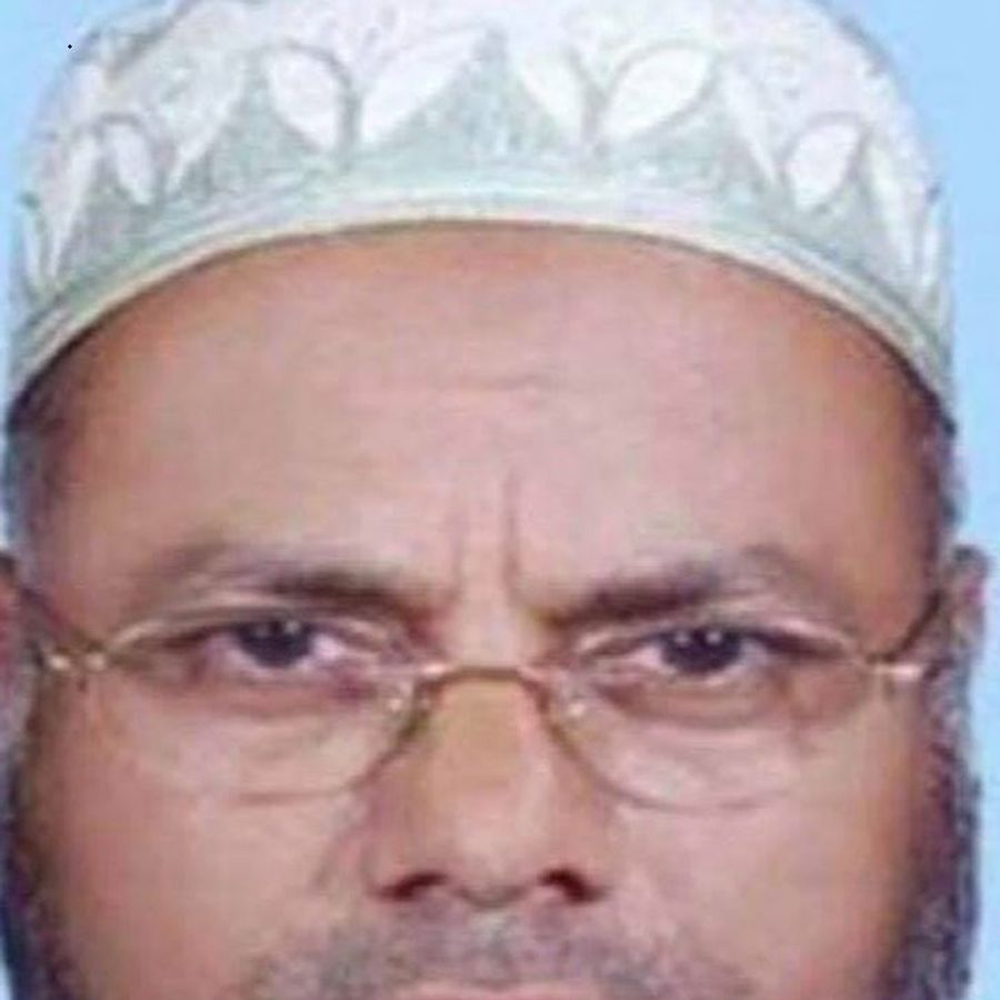 Abdus Samad was killed in the Christchurch terrorist attack